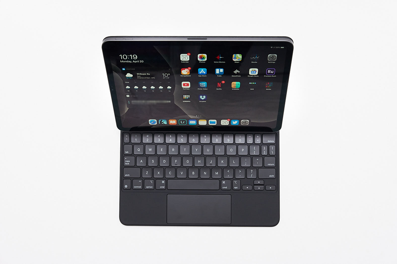 iPad Pro用Magic Keyboard